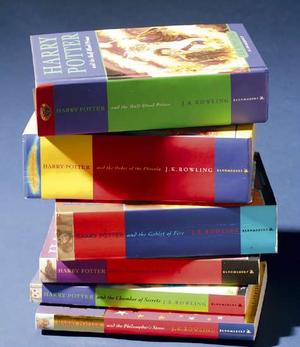 Harry Potter volumes