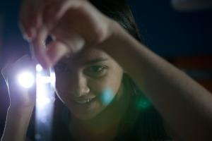 Ruby Skye shines a light